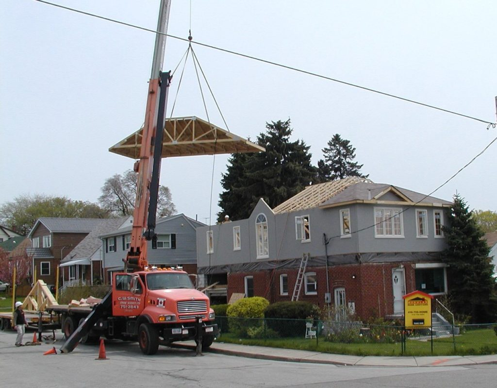 Home additions and renovations in Toronto