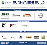 Runnymede build - Modular Home Additions