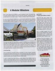 Modular Home Additions - Built on reviews