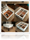 Vintage ideas for coffee tables