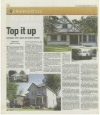 Toronto Sun Press Release - Modular Home Additions