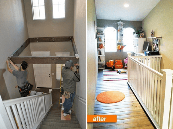 Give your home a lift 9