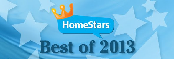 Homestars Award Best of 2013